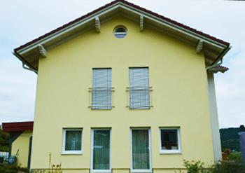 Fassadenreinigung bild